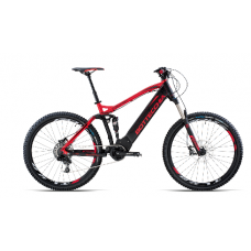 Bici MTB BE60 NEWTON E-FULL SUSP. 27.5 SRAM NX1 11S BROSE