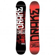 Tavola Snowboard Drake Force 2016