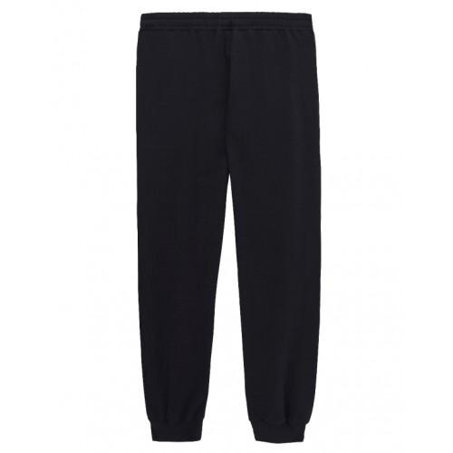 Blu Pantaloni Tuta Con Australian Banda Scuro Laterale 9IDHWeE2Y