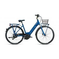"Bottecchia Bicicletta Pedalata Assistita - BE17 E-Bike TRK Lady 28"" - TX800 8S ETR3 Middle Motor"