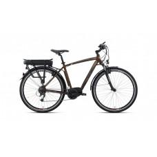 "Bottecchia Bicicletta Pedalata Assistita - BE18 E-Bike TRK Man 28"" - Acera 9S Bafang Max Drive"