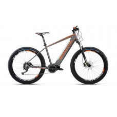 """Bottecchia Bicicletta Pedalata Assistita - BE31 Krypton E-MTB Front - 29"""" - 9S - Bafang Max Drive - Grigio/Arancio"""