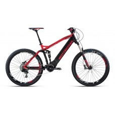 Bottecchia Bicicletta Pedalata Assistita - BE60 Newton E-Full Suspended MTB 27,5""