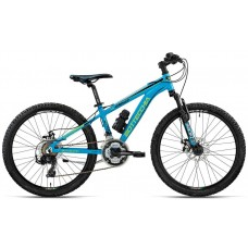 "Bicicletta Bottecchia Junior - Mod. 061 MTB Boy - Alu 24"" 21S - Promax Dsk M300 Disk"