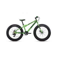 "Bicicletta Bottecchia Junior - Mod. 070 Wild Boy Fat Bike 7S Alu 24"""