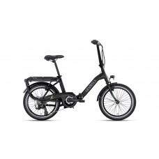 """Bottecchia Bicicletta Pedalata Assistita Pieghevole - BE05 Genio E-Bike Graziella 20"""" - Alu TX35 7S Li Ion 36V 8Ah"""