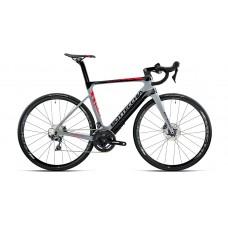 Bottecchia Bicicletta Pedalata Assistita - BE90 Pulsar E-Road Carbon Fazua Ultegra 22V