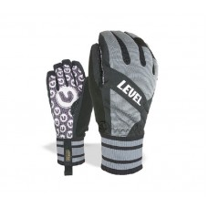 Guanti da Neve Level - X-Factor Black/Grey - Sci / Snowboard