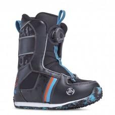 Scarpone Snowboard K2 MINI TURBO Black 2013-14