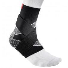 McDavid - Cavigliera con Fasciatura Incrociata 5122 - Ankle Sleeve w/ Figure-8 Straps