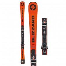Sci Blizzard - SRC Firebird + Attacchi Marker Xcell 12 - Misura 165cm