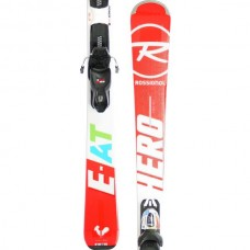 Sci Rossignol - Hero Elite All Turn + Attacchi Look Xpress 11 - Misure 156/163/170cm