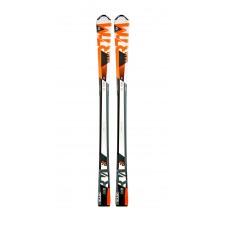 Sci Volkl RTM 7.6 + Attacchi Marker Fastrak 10.0 - Misura 168cm