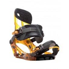 Attacchi Snowboard K2 Hurrithane - Taglia L (EU 40.5/44.5)