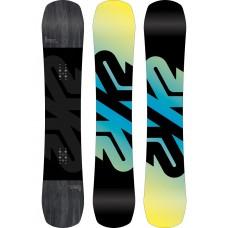 Tavola Snowboard K2 AfterBlack - Mis. 154cm