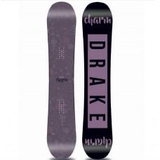 Tavola Snowboard Drake Charm - Donna - Misura 145cm