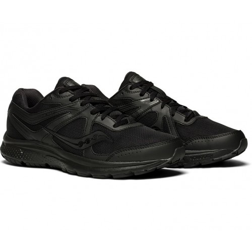 0edd7fa1d7c24 Saucony Scarpe Running Uomo - Grid Cohesion 11 - S20420-4 - Total Black