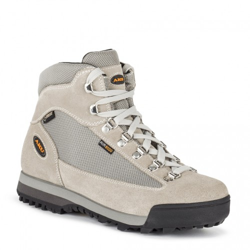866ef4230fa6 Aku Scarpe Pedule Donna - Ultralight RNB GTX 365.91 - 266 Light Grey/Rainbow