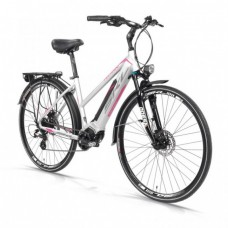 Bicicletta E-BIKE CITY E-MOTION W.