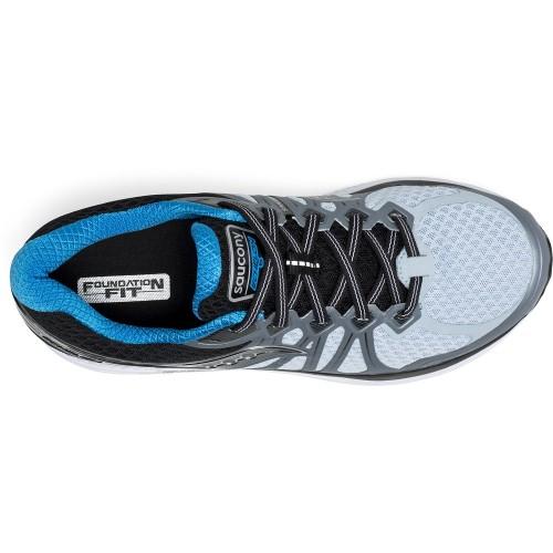 6 Running 4 S20384 Echelon Azzurronero Scarpe Saucony AxqtZ54W