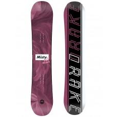 Tavola Snowboard Drake Misty - Misura 146cm